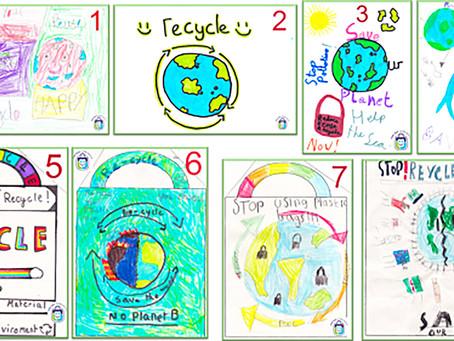 One Bag Zero Waste designs shortlisted