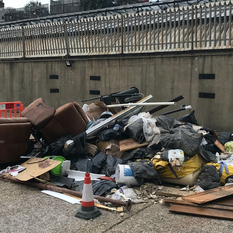 Fly-tipping is not a victimless crime