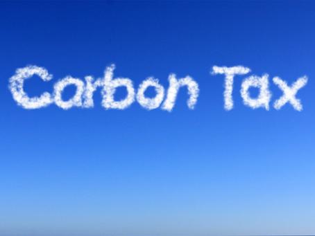 A CARBON TAX?