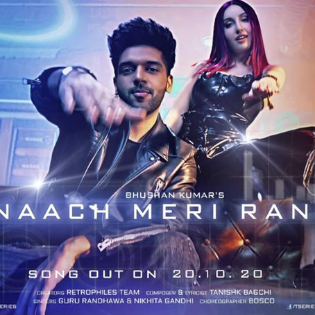 Song Review: Naach Meri Rani