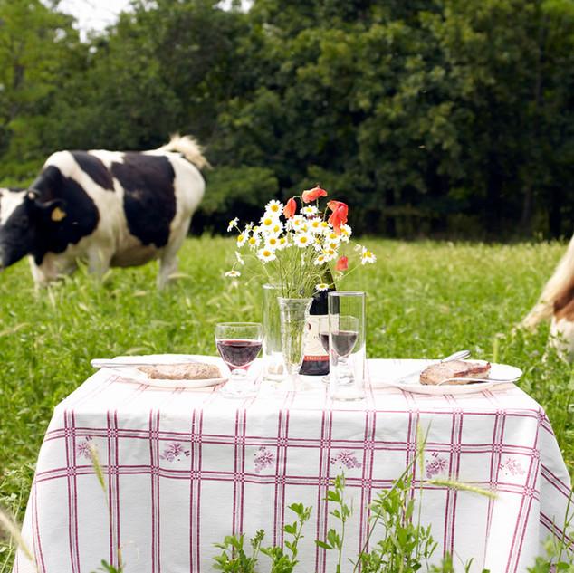 Dining rurale