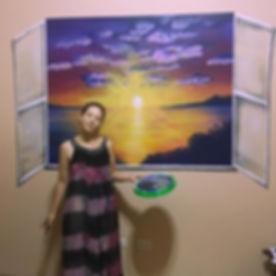 cuando yo pintaba el cuarto del amanecer