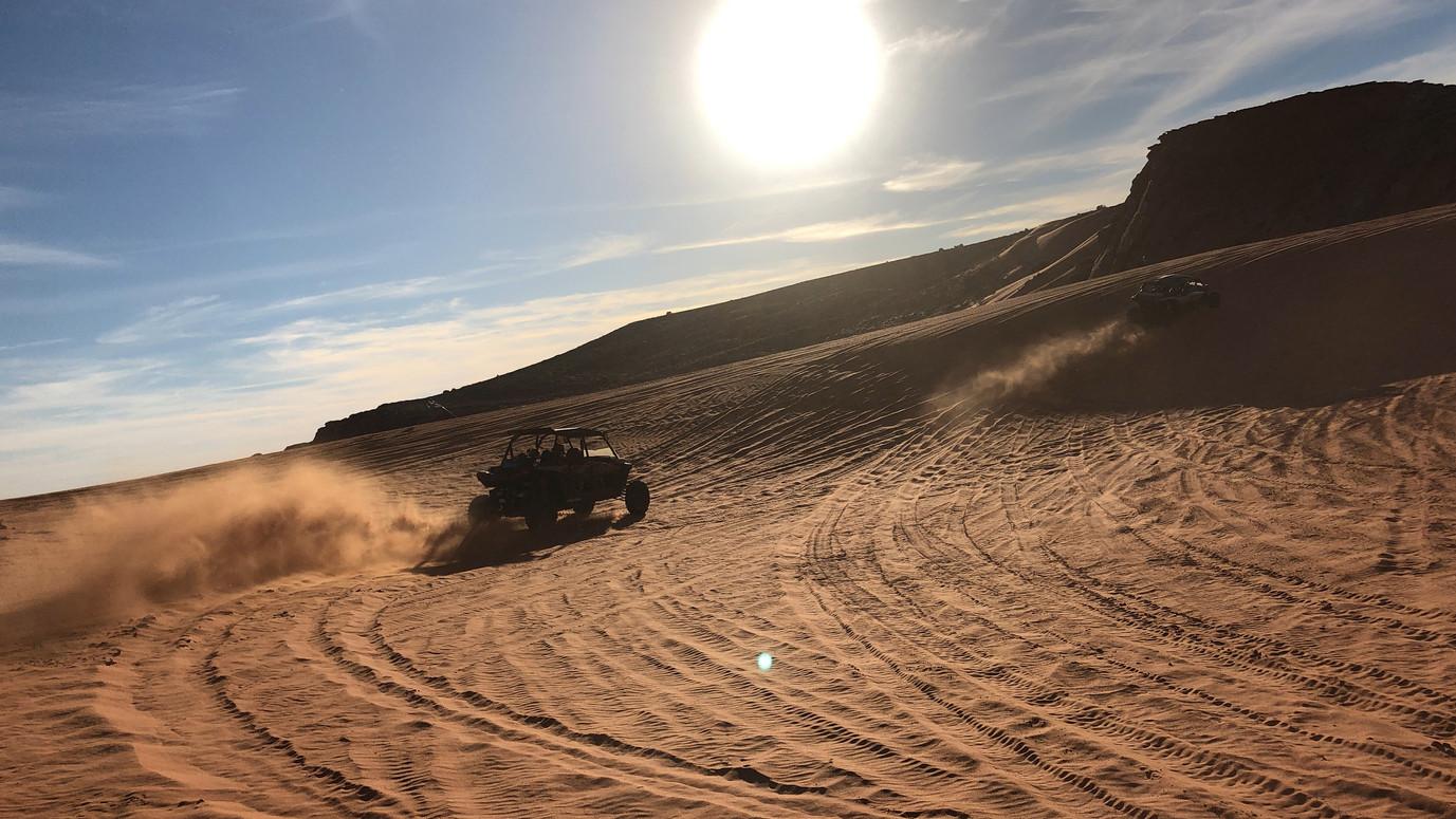 Sand Mountain Dues - Polaris RZR XP 1000