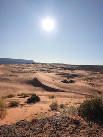 Sand Mountain Dunes