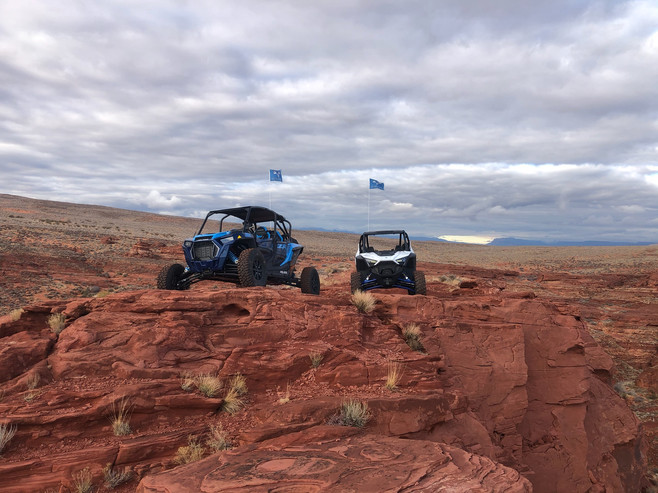 The Cliffs of Insanity - Polaris RZR PRO XP & Polaris RZR TURBO S4