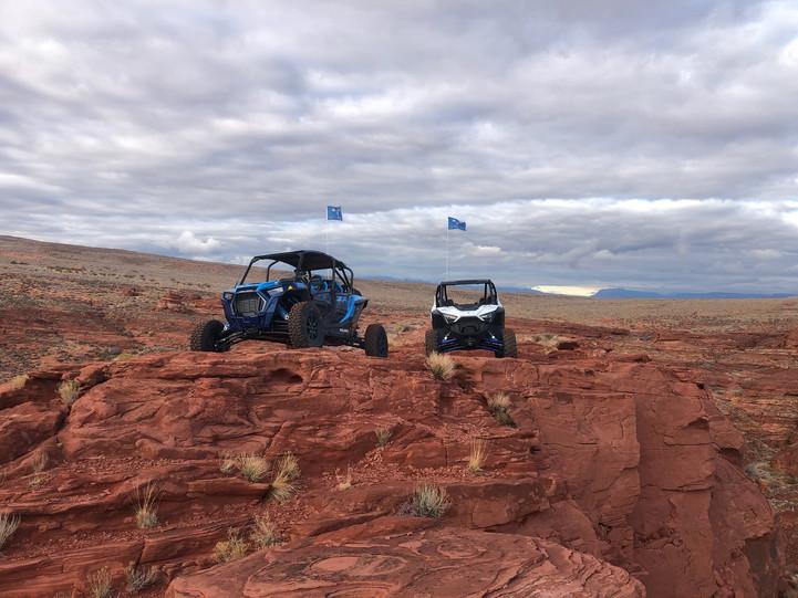 Cliffs of Insanity - Polaris RZR PRO XP (2 Seat) & Polaris RZR TURBO S4 (4 Seat)