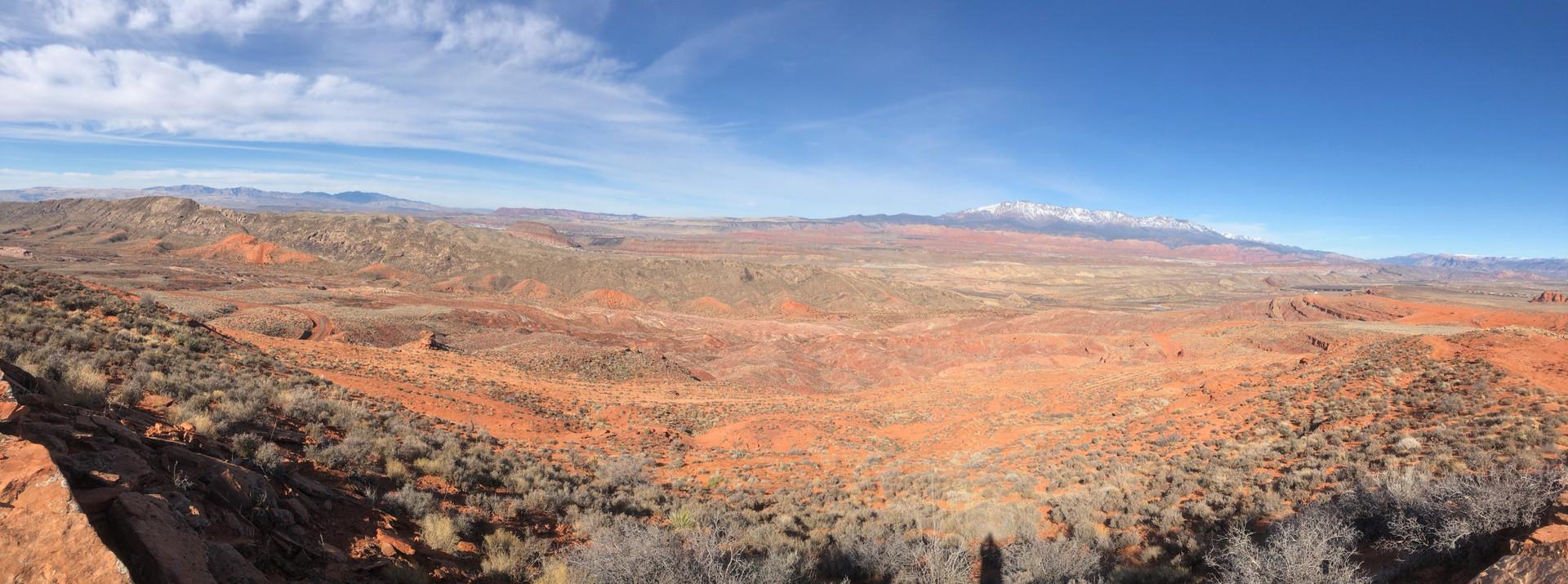 Warner Valley Overlook