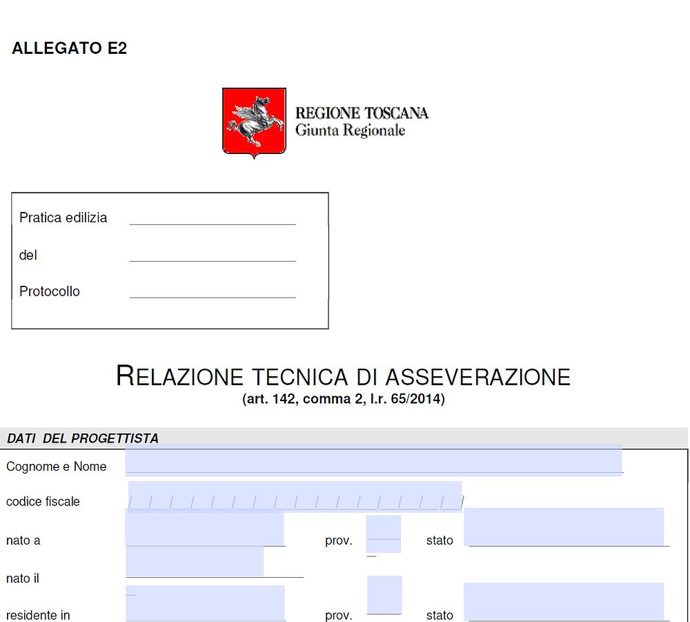 PDC RELAZIONE - ALLEGATO E2