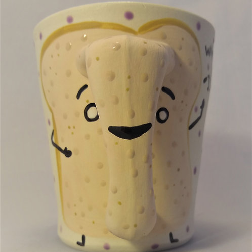 Pure Bread Mug