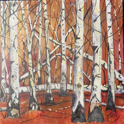 White Trees _resized