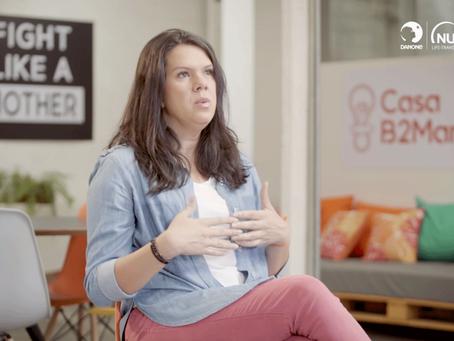 A B2Mamy foi convidada pela Danone Nutricia a uma reflexão sobre a mães e o mercado de trabalho
