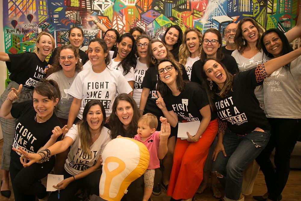 Mais de sete mil mulheres já participaram de atividades da aceleradora B2Mamy