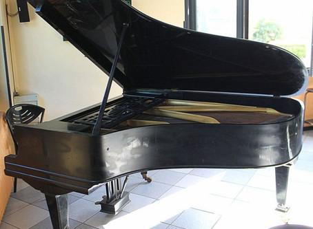 "Grand piano Mezza Coda Kaim ""Kirchheim Teck"" rare 1935"
