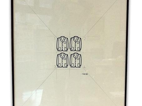 Tino Stefanoni - Le giacche (serie A - prima serie) 1970 la piu' ricercata dai collezionisti.....