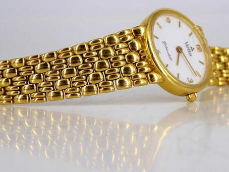Wyler Vetta - Goldenhill Oro 750 18 Kt