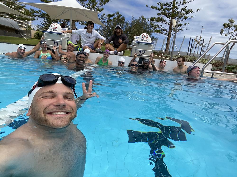 Jarrad Lawford Swimclan Swimming