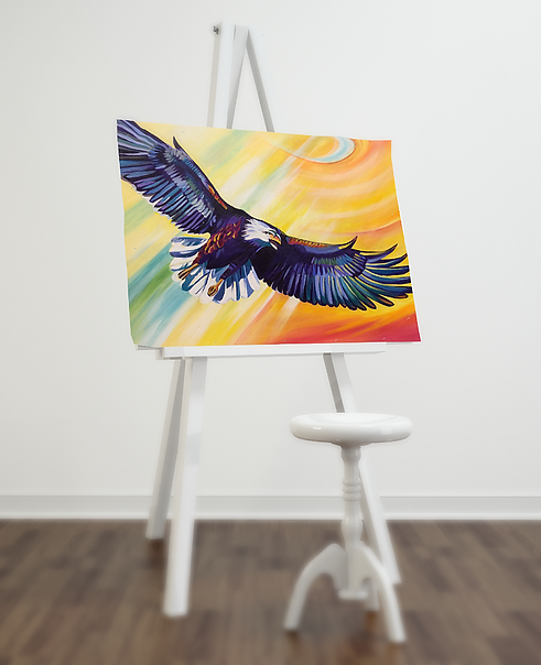 Sarah N Art Work - Artwork and Portfolio website