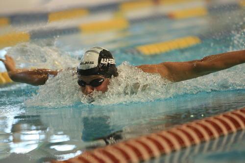 Jarrad Lawford Swimming Butterfly WAIS