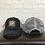 Thumbnail: Kiss 💋 Black and Grey Trucker Hat