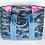 Thumbnail: Blue Camo Fringe Tote