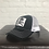 Thumbnail: Skull and Crossbones Black and White Trucker Hat