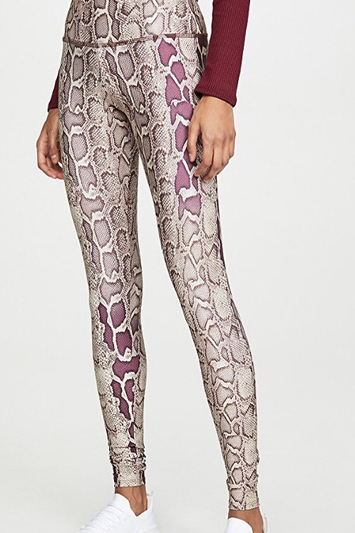 Onzie High Rise Legging in Viper