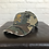 Thumbnail: Skull and Crossbones Distressed Camo Hat