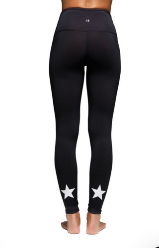 0001d82792112 Strut This Lone Star in Black with White Stars