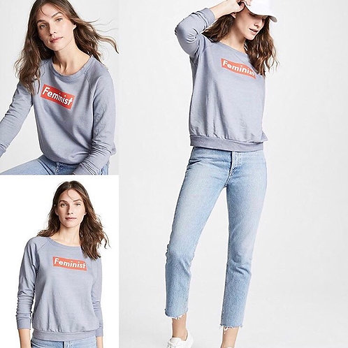 "Prince Peter Collection ""Feminist"" Pullover"