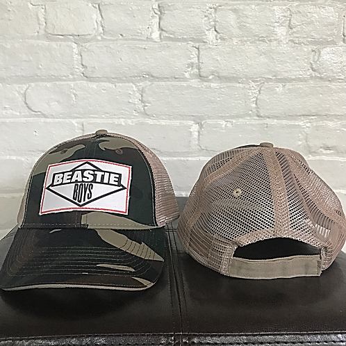 Beastie Boys Cargo Trucker Hat