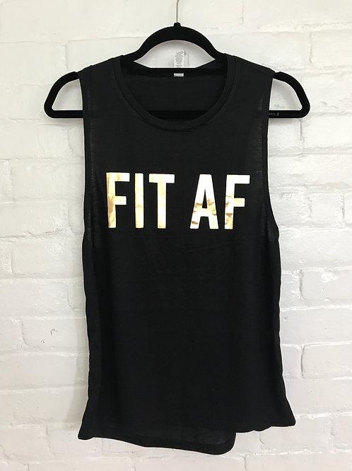 Fit AF Muscle Tee