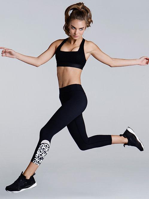 Ava - Graphite Neutral Legging