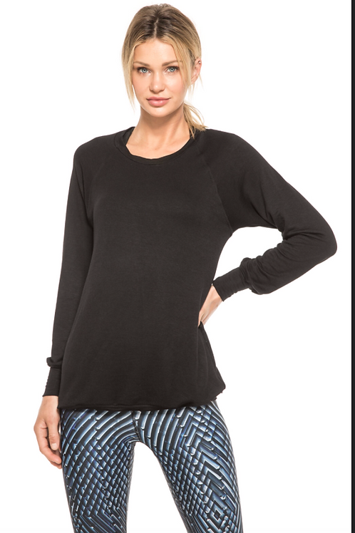 Seymour Open Back Pullover