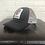Thumbnail: Sugar Skull Black with Grey Trucker Hat