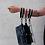 Thumbnail: Secret Stash Mini Wristlet- Madison Gold