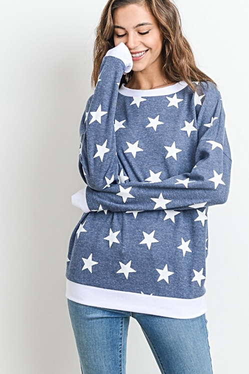 Thermal Star Pullover