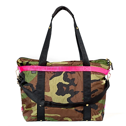 The ANDI in Camo Pop Pink