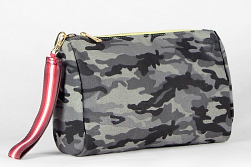 "Grey Camo ""Everything"" Bag"