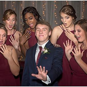 Trevor and Angels Wedding