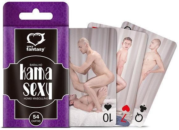 Baralho Kama Sexy Homo Masculino Sexy Fantasy