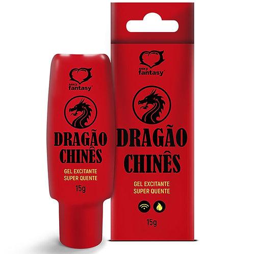 Dragão Chinês Gel Excitante Hot