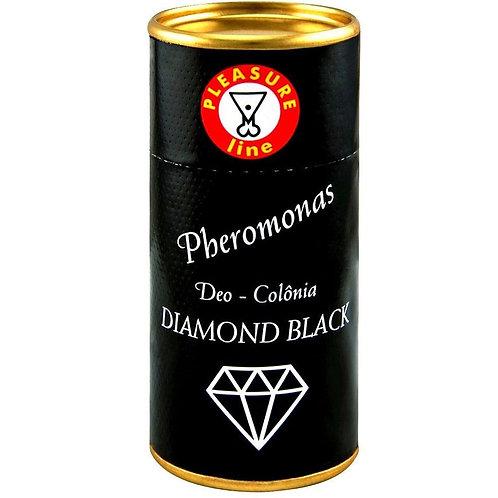 Diamond Black Deo Colônia Masculina
