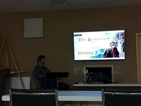 Revelation Study by Glenn Bowman