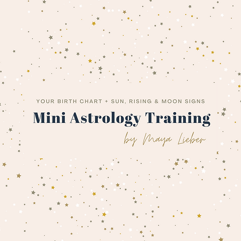 Copy of Copy of intro to astrology for I