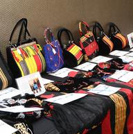 Yemeni bazaar - an annual silent auction where guests can bid on beautiful items handmade by Yemeni landmine survivors