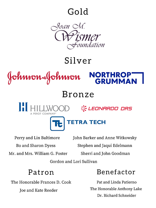 Gala 2020 Sponsors on white background (