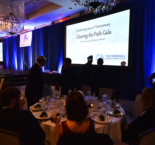 Clearing the Path Gala
