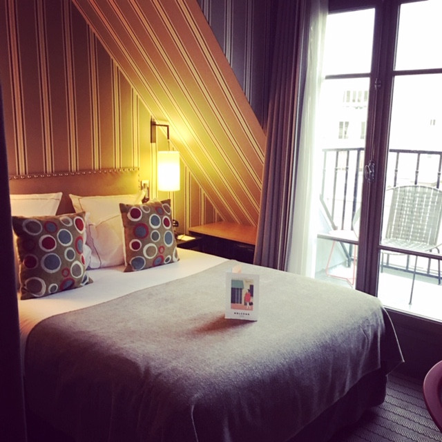 chambre cosy hotel signature paris