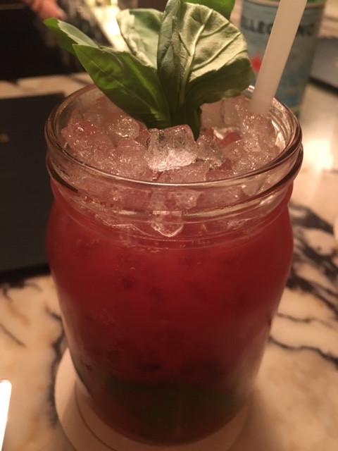 cocktail cyril lignac