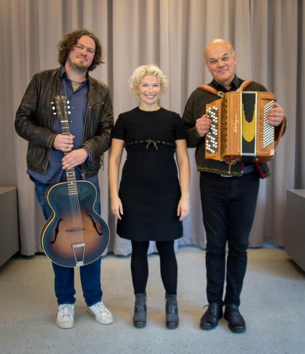 Trio Lærdal